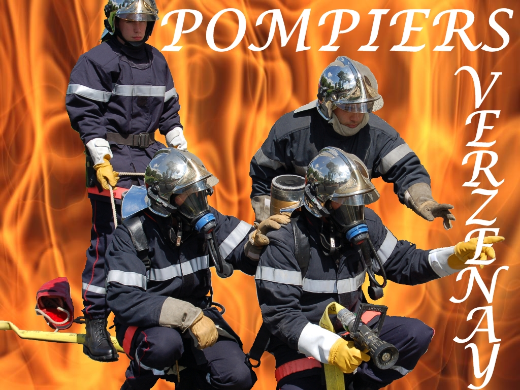 les pompiers de verzenay poster sapeurs pompiers verzenay. Black Bedroom Furniture Sets. Home Design Ideas